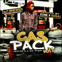 Gas Pack (Hosted By Zone 6 Sosa) mixtape cover art