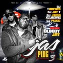 Gas Plug 3 (Hosted By Bloody Jay) mixtape cover art