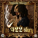Ghetty Muzik - Da 422 Story mixtape cover art