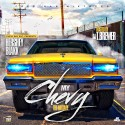 Hershey Blakk - My Chevy mixtape cover art
