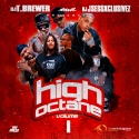 High Octane mixtape cover art