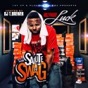 Hollywood Luck - Salute The Swag mixtape cover art