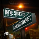 Indie Streets mixtape cover art