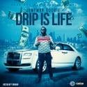 Jumpman Kookie - Drip Is Life mixtape cover art