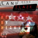 Lani Flaze - Rich By Heart mixtape cover art