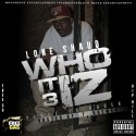 Lone Shaud - Who It Iz 3 (Place Yo Order) mixtape cover art