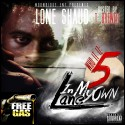 Lone Shaud - Who It Iz 5 (In My Own Lane) mixtape cover art