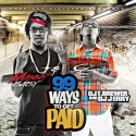 Manny Baby & Shae G - 99 Ways To Get Paid mixtape cover art