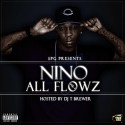Nino - All Flowz 4 mixtape cover art