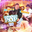 Pop-A-Lot - Notorious P.O.P mixtape cover art