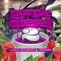 Purple Diesel 2 mixtape cover art