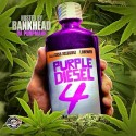Purple Diesel 4 mixtape cover art