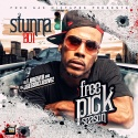 Stunna Boi - Free Pick Season mixtape cover art