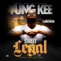 Yung Kee - Street Legal 5 mixtape cover art