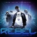 Kanye, Lupe & Pharrel - Rebel Music (Hosted By N.E.R.D.) mixtape cover art