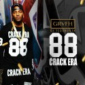 Grafh - 88 Crack Era mixtape cover art