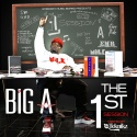 Big A - The 1st Session mixtape cover art