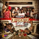 Differenter Gang (Travis Porter, MGK & FKi) mixtape cover art
