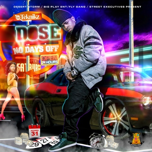 Dose Ft. Waka Flocka & Mo Pain – 365 [Prod. By Lex Luger] [NO DJ]