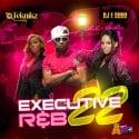 Executive R&B 22 mixtape cover art