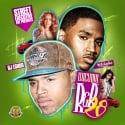 Executive R&B 28 mixtape cover art