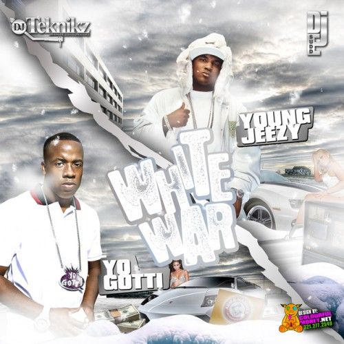 Young Jeezy & Yo Gotti - White War Mixtape