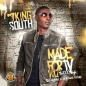 King South - Made For TV 2 mixtape cover art