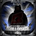 Kollosus - They Playin Wit Dat Rap Sh*t mixtape cover art