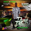 Lil Dame - Dame Debiase (Million Dolla Trappa) mixtape cover art