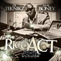 Mac Boney - The Rico Act (Georgia Power 5) mixtape cover art