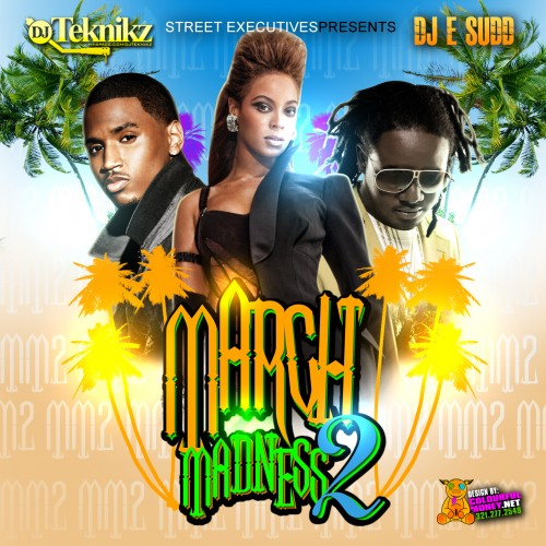 March Madness 2 Mixtape ft. Beyonce, T-Pain & Trey Songz