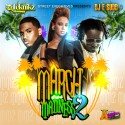 March Madness 2 mixtape cover art