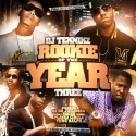 Rookie Of The Year 3 mixtape cover art