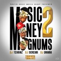 Travis Porter - Music Money Magnums 2 mixtape cover art