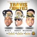Travis Porter - Music Money Magnums mixtape cover art