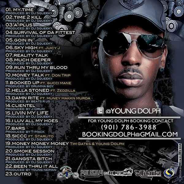Young Dolph - Survival Of The Fittest [Prod. By DJ Squeeky