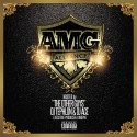 AMG mixtape cover art