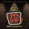 Cap1 - Open Bar 3 mixtape cover art