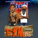 FYM 16 (Hosted By Trouble) mixtape cover art