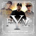 FYM 7 mixtape cover art