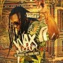 South Paw Sosay - Wax Museum mixtape cover art
