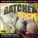Ratchet Rock mixtape cover art