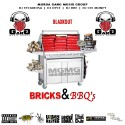 Blaxkout - Bricks & BBQ's mixtape cover art