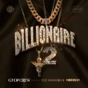 Gyop Crew - Billionaire 2 mixtape cover art
