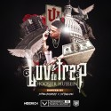 Hoosier Hussein - Luv & Da Trap mixtape cover art