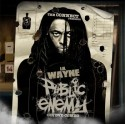Lil Wayne - Public Enemy mixtape cover art