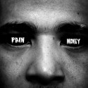 B. Green - Pain & Money mixtape cover art