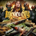 Maceo - Mexico City mixtape cover art