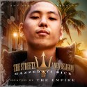 Mazzerati Rick - The Streetz (A New Religion) mixtape cover art