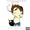 Sam Hurd - JAP (Jewish American Pimp) mixtape cover art